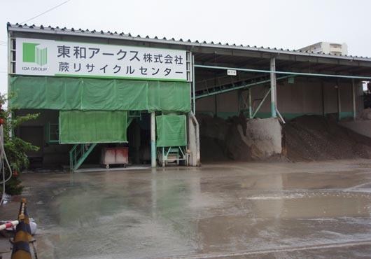 蕨リサイクルセンター